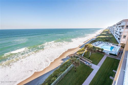 Photo of 2055 Highway A1a #606, Indian Harbour Beach, FL 32937 (MLS # 863678)