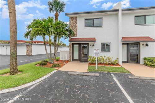 Photo of 640 N Atlantic Avenue #1, Cocoa Beach, FL 32931 (MLS # 909681)
