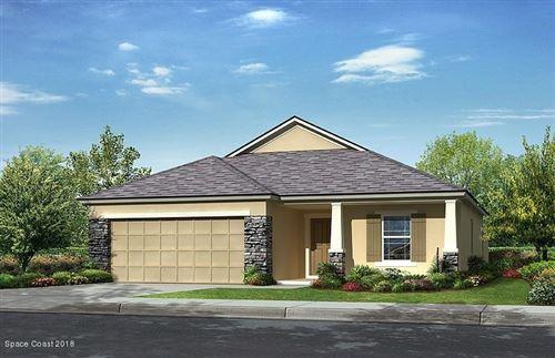 Photo of 3408 Whimsical Circle, Rockledge, FL 32955 (MLS # 887682)