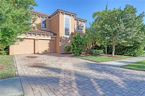 Photo of 645 Mission Bay Drive, Satellite Beach, FL 32937 (MLS # 859683)