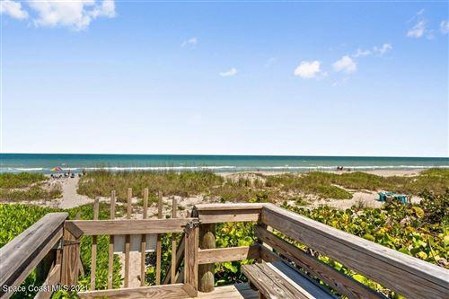 Tiny photo for 3031 S Atlantic Avenue #102, Cocoa Beach, FL 32931 (MLS # 903685)