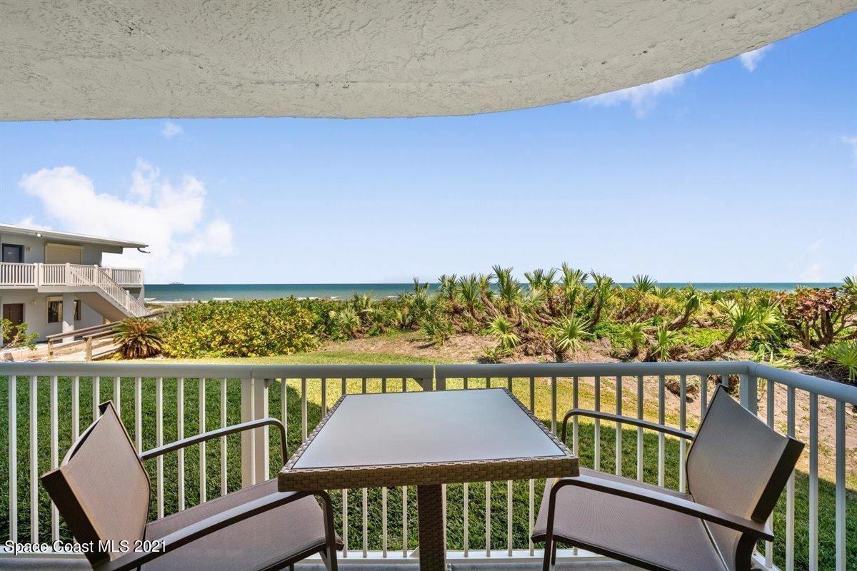 Photo for 3031 S Atlantic Avenue #102, Cocoa Beach, FL 32931 (MLS # 903685)