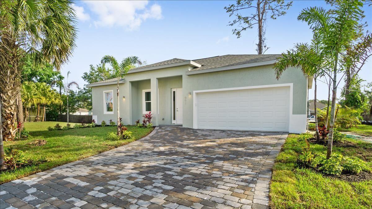 991 Walden Boulevard, Palm Bay, FL 32909 - #: 901686