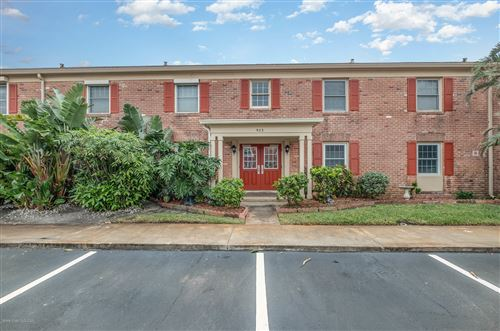 Photo of 923 S Colonial Court #B, Indian Harbour Beach, FL 32937 (MLS # 888688)