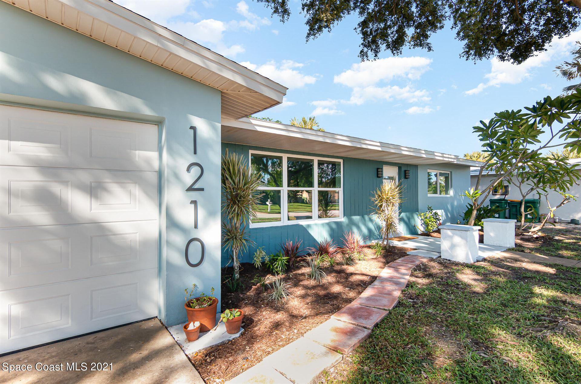 1210 Yacht Club Boulevard, Indian Harbour Beach, FL 32937 - #: 918688