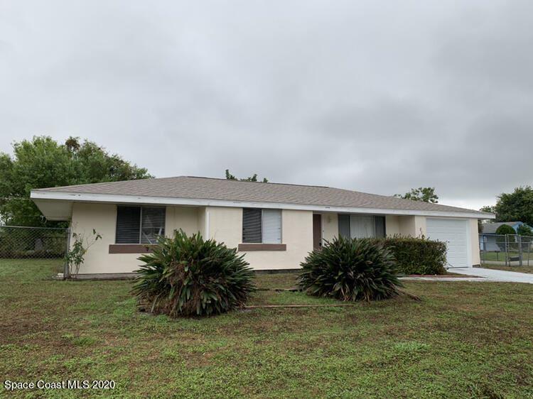 839 NE Chelsea Avenue, Palm Bay, FL 32905 - #: 860689