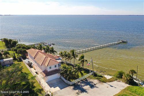 Photo of 160 Crescent Beach Drive, Cocoa Beach, FL 32931 (MLS # 894690)