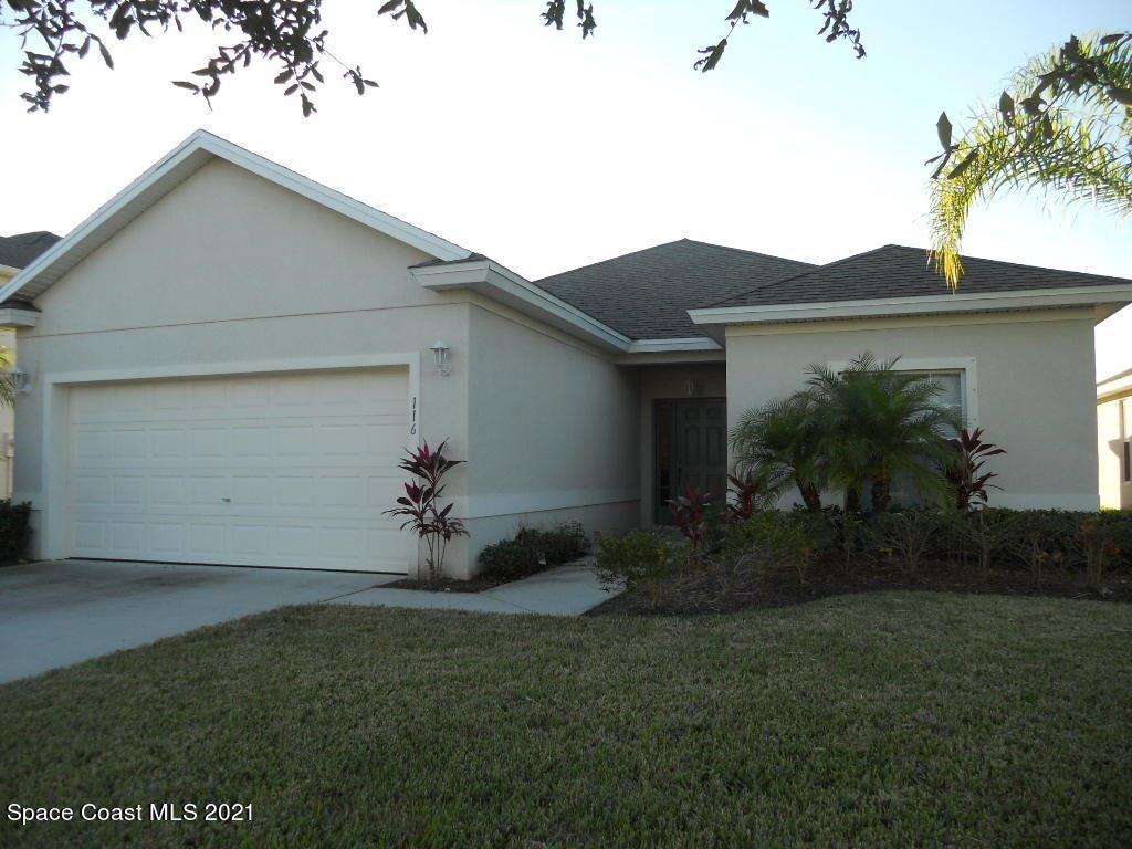 116 Wishing Well Circle, Palm Bay, FL 32908 - #: 898690