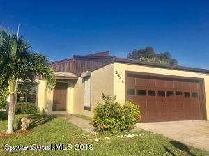 3446 Sparrow Court, Melbourne, FL 32935 - #: 909691