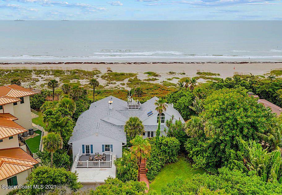 365 S Atlantic Avenue, Cocoa Beach, FL 32931 - #: 907695