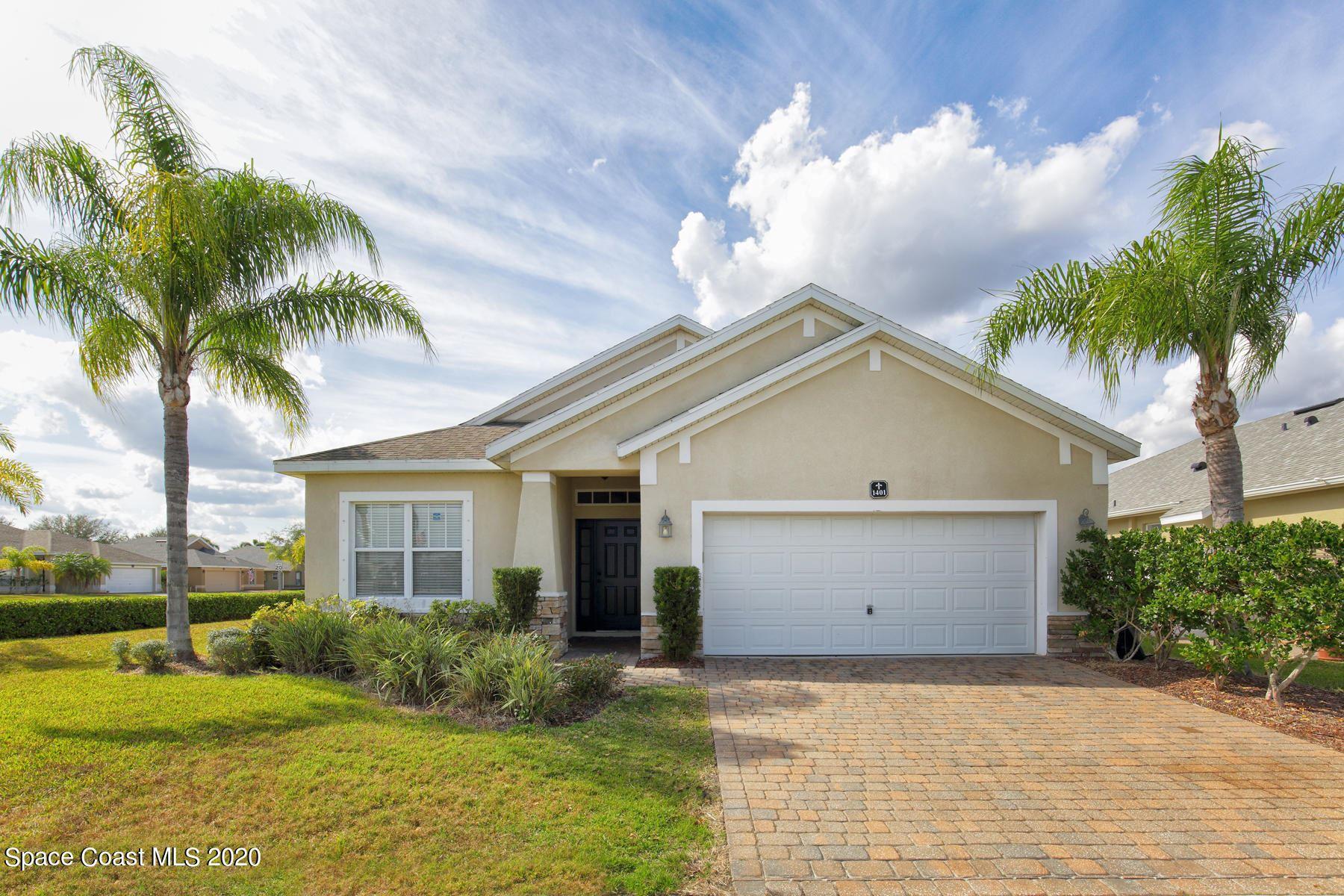 1401 Bridgeport Circle, Rockledge, FL 32955 - #: 894697