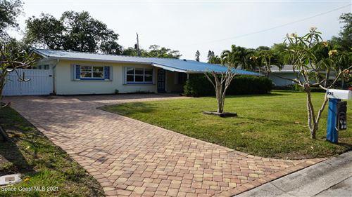 Photo of 925 Samar Road, Cocoa Beach, FL 32931 (MLS # 901702)