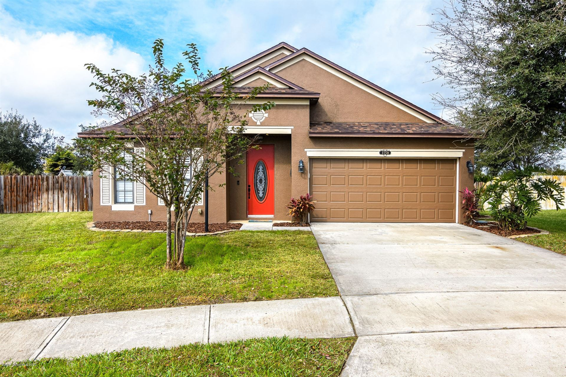 1158 Bolle Circle, Rockledge, FL 32955 - MLS#: 866702