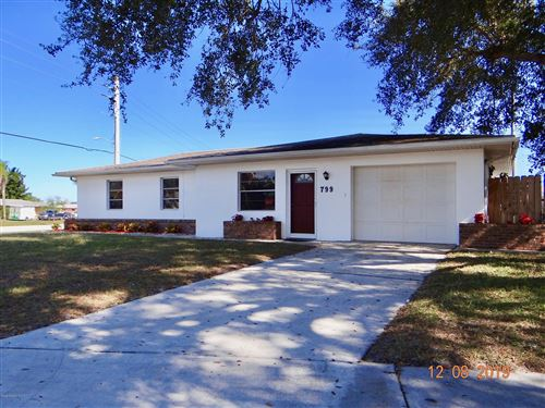 Photo of 799 Burman Lane, Palm Bay, FL 32905 (MLS # 862704)
