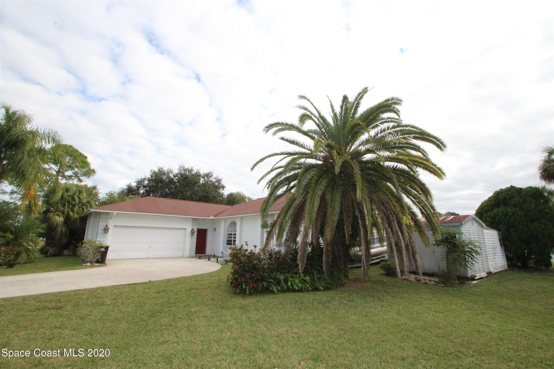 600 Nash Street, Palm Bay, FL 32907 - #: 892705