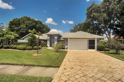 Photo of 3375 Holly Springs Road, Melbourne, FL 32934 (MLS # 853706)