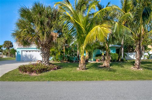 Photo of 202 Surf Road, Melbourne Beach, FL 32951 (MLS # 872706)
