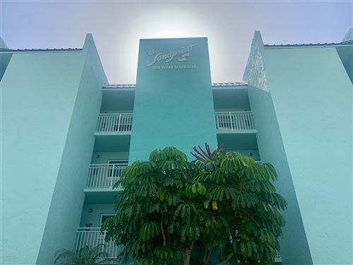 Photo of 3610 Ocean Beach Boulevard #102b, Cocoa Beach, FL 32931 (MLS # 881706)