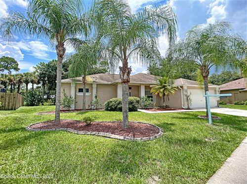 Photo of 5653 Yaupon Holly Drive, Cocoa, FL 32927 (MLS # 911707)