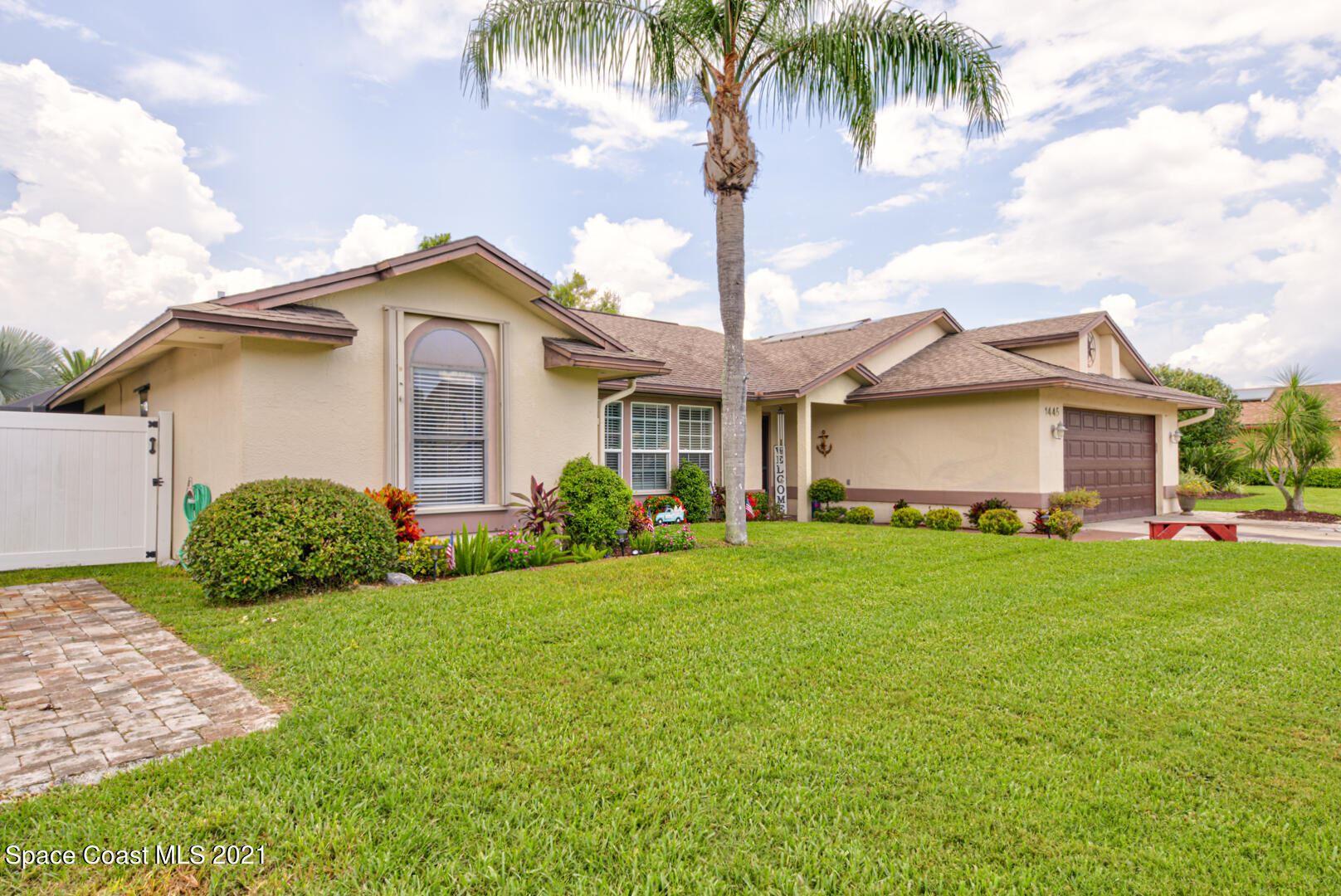 1445 Sykes Creek Drive, Merritt Island, FL 32953 - #: 914711