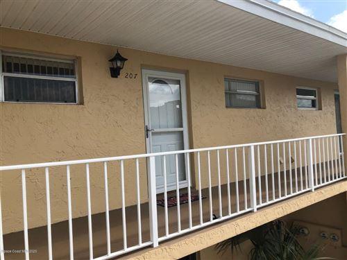 Photo of 2135 N Courtenay Parkway #207, Merritt Island, FL 32953 (MLS # 885712)
