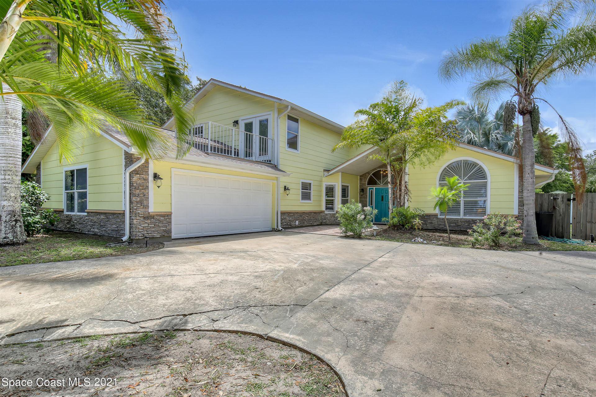 1685 S Banana River Drive, Merritt Island, FL 32952 - #: 910712