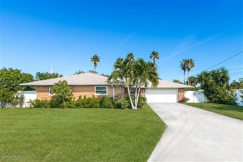 Photo of 360 E Riviera Boulevard, Indialantic, FL 32903 (MLS # 862714)