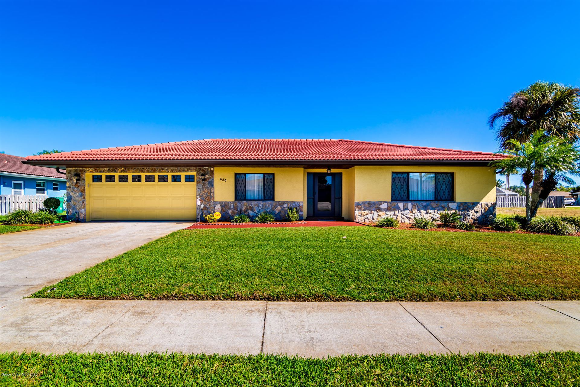 630 S Hedgecock Square, Satellite Beach, FL 32937 - #: 872714