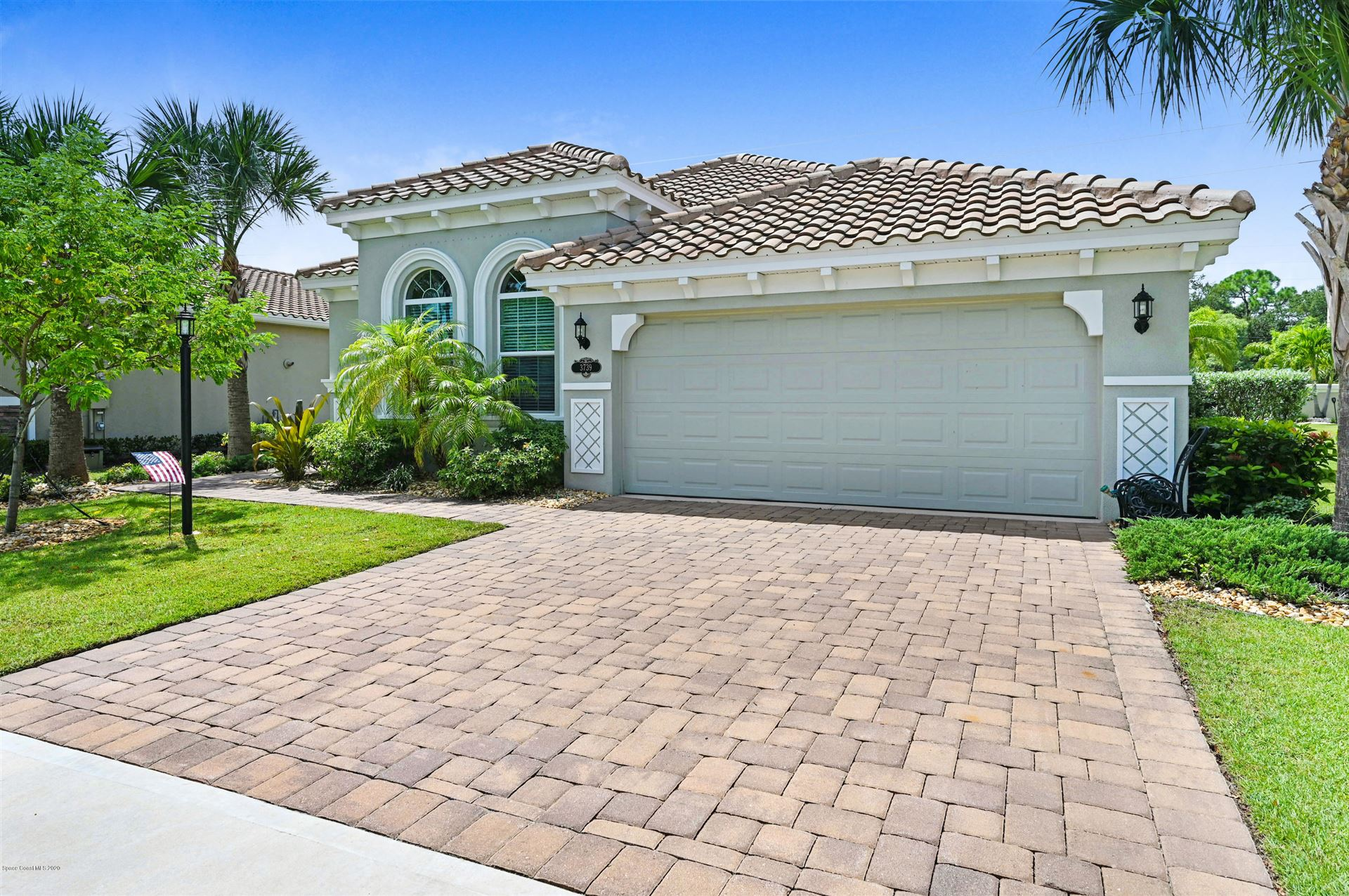 3739 Poseidon Way, Melbourne, FL 32903 - #: 885716