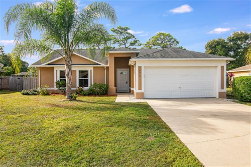 Photo of 474 Cremona Avenue, Palm Bay, FL 32907 (MLS # 862717)