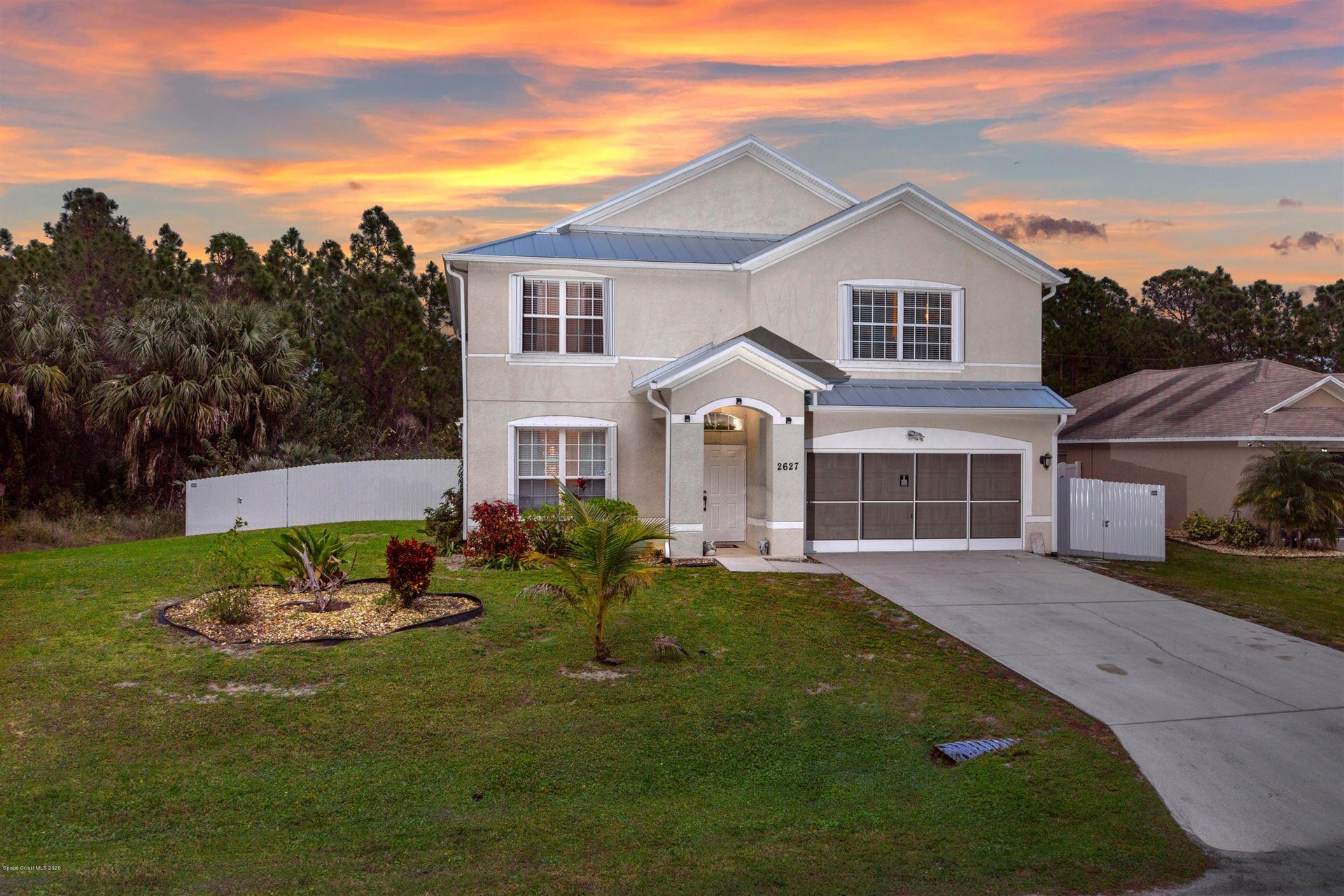 2627 Dennis Avenue, Palm Bay, FL 32909 - #: 866717