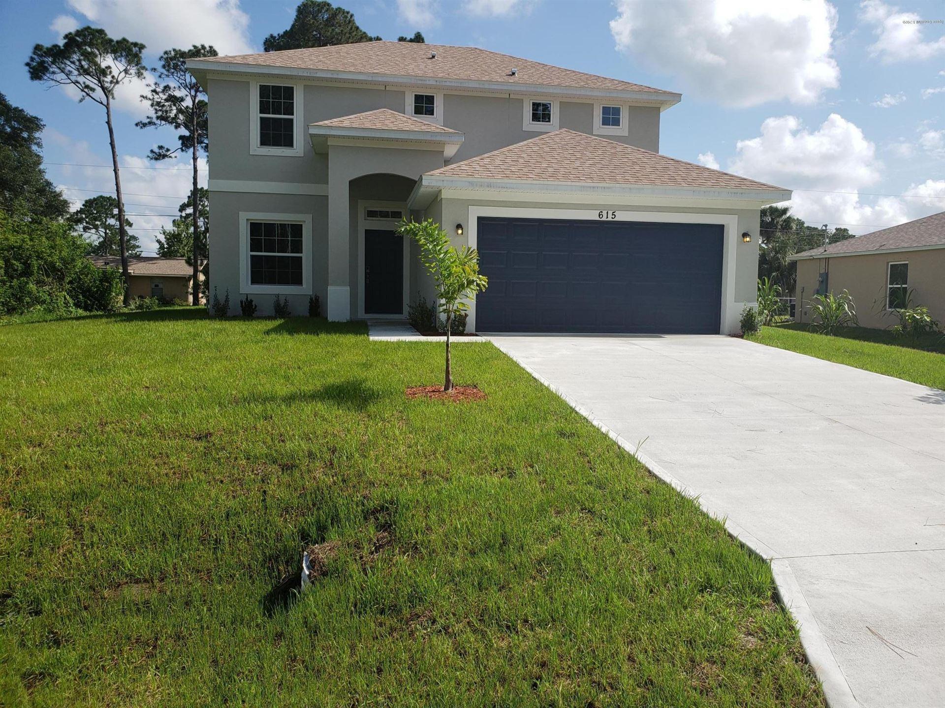615 SE Blackhorse Street, Palm Bay, FL 32909 - #: 865720
