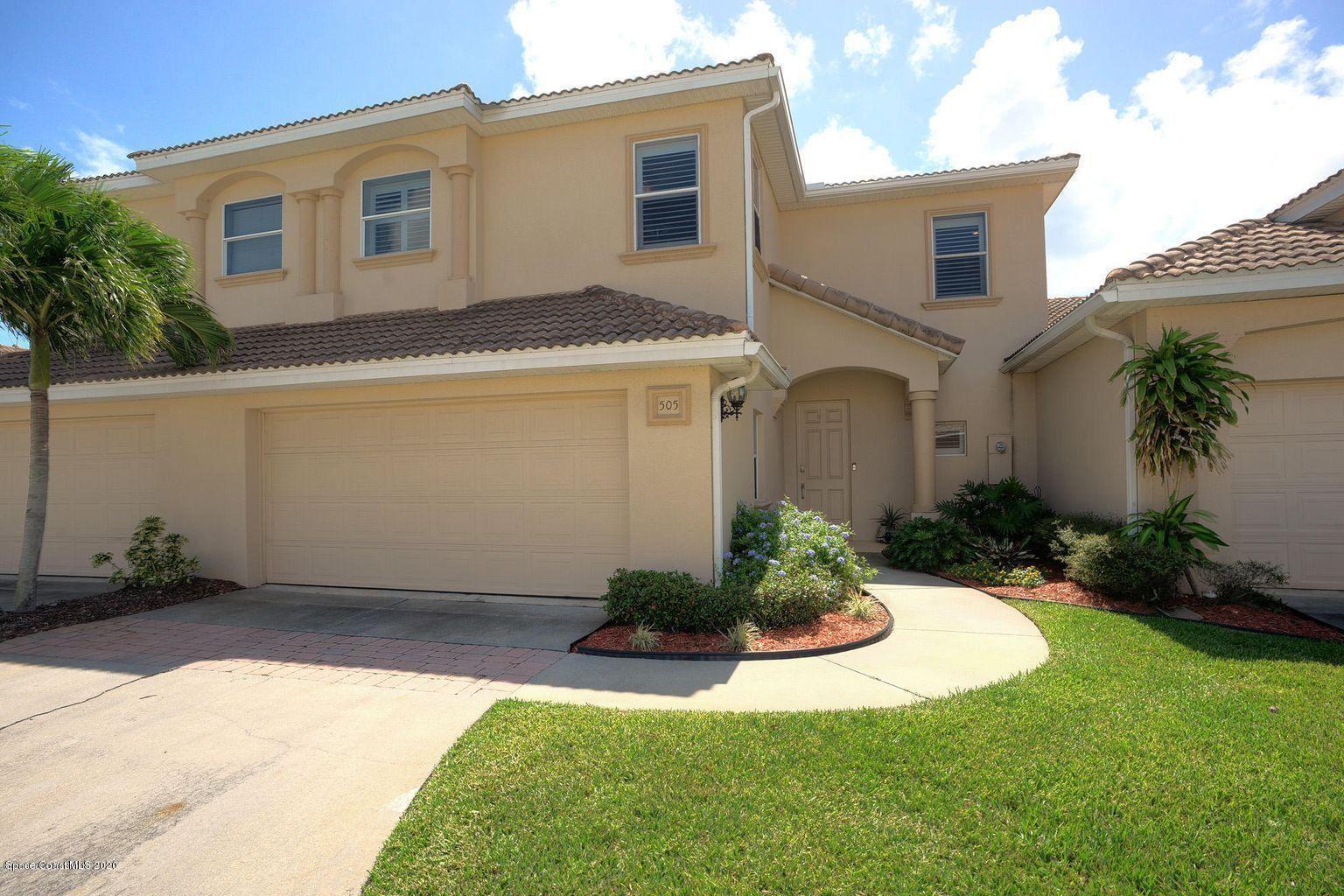 505 Siena Court, Satellite Beach, FL 32937 - #: 890722