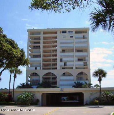 Photo of 750 N Atlantic Avenue #602, Cocoa Beach, FL 32931 (MLS # 894724)