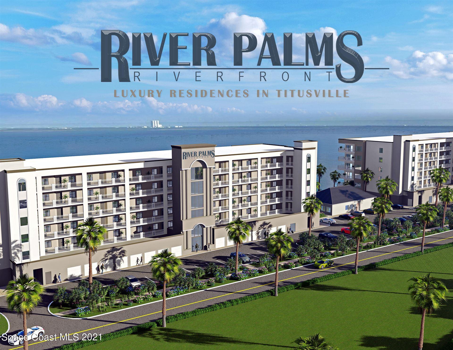 1825 Riverside Drive #302, Titusville, FL 32780 - #: 882726