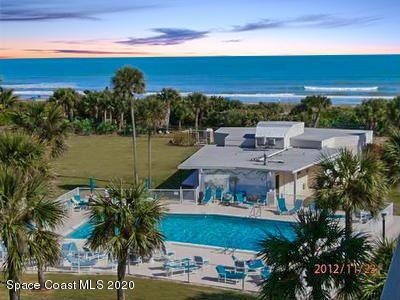 Photo of 2020 N Atlantic Avenue #206n, Cocoa Beach, FL 32931 (MLS # 877727)