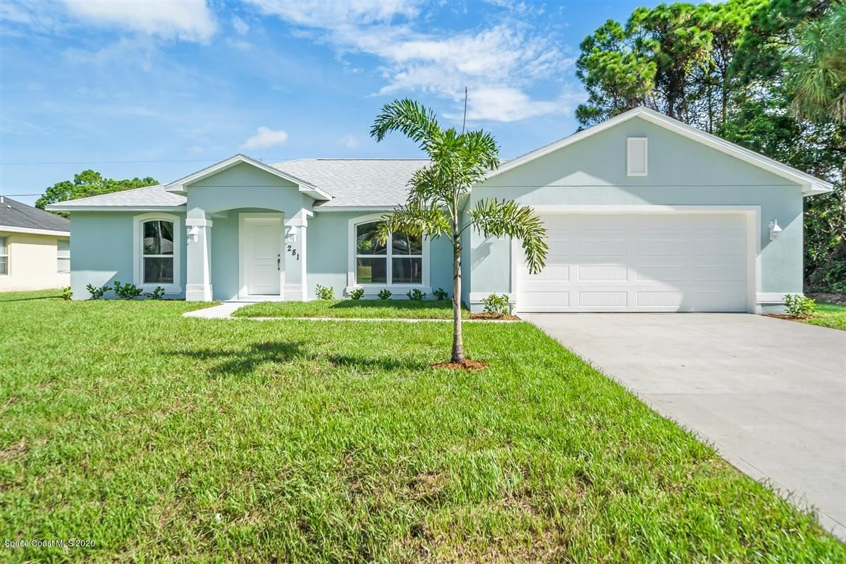 1441 Hanscom Road, Palm Bay, FL 32908 - #: 889731