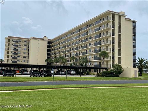 Photo of 520 Palm Springs Boulevard #407, Indian Harbour Beach, FL 32937 (MLS # 909732)