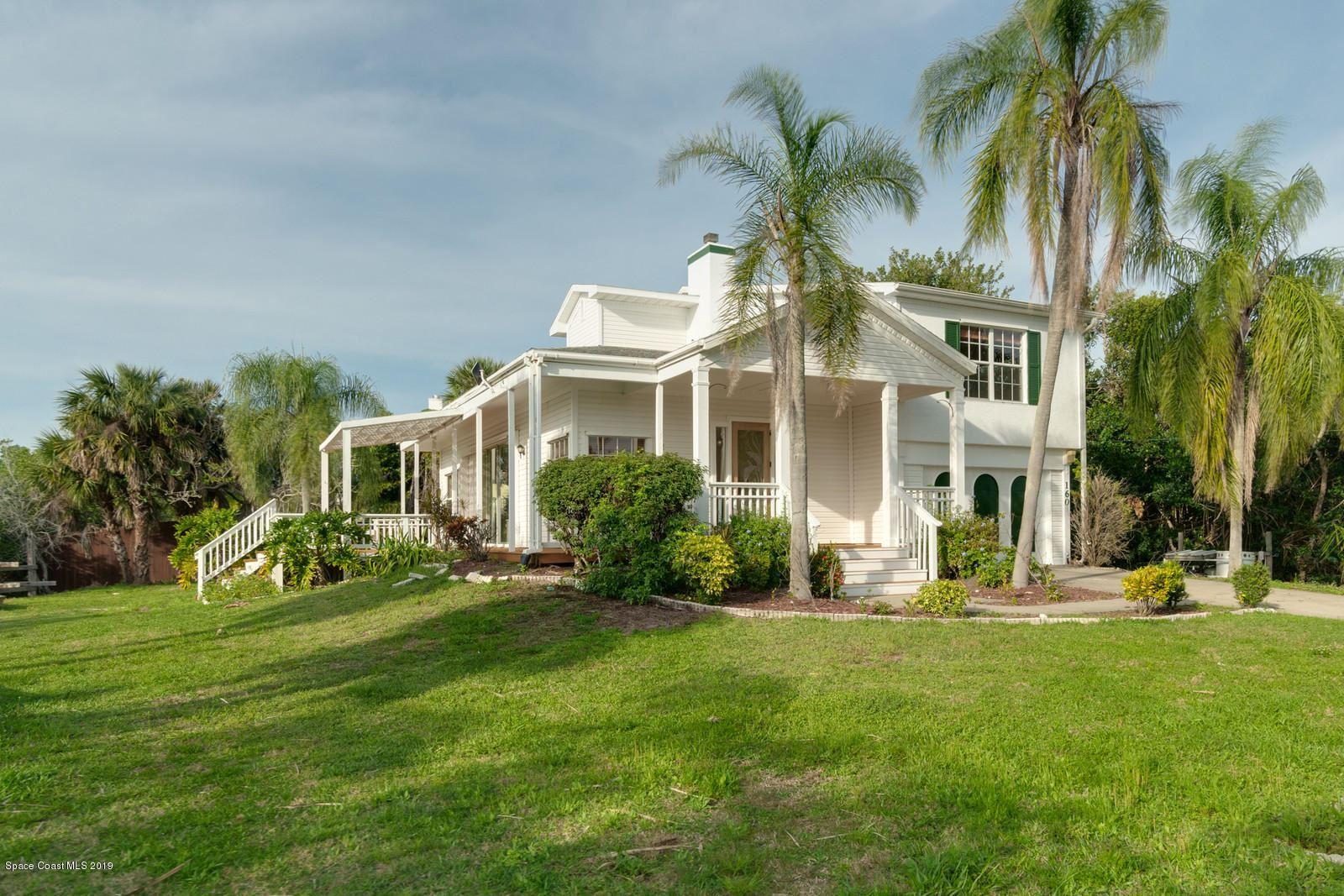 160 River Oaks Road, Melbourne Beach, FL 32951 - MLS#: 831732