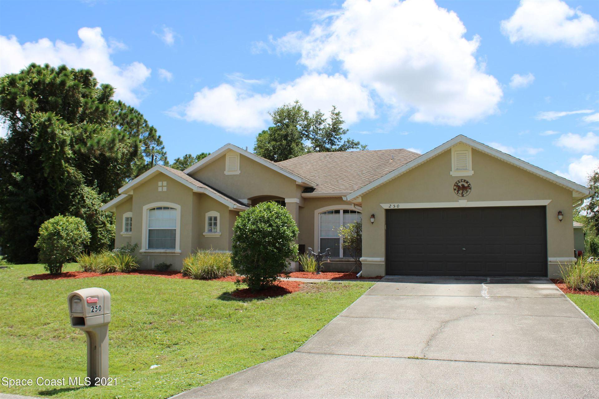 250 Brickell Street, Palm Bay, FL 32909 - #: 913732