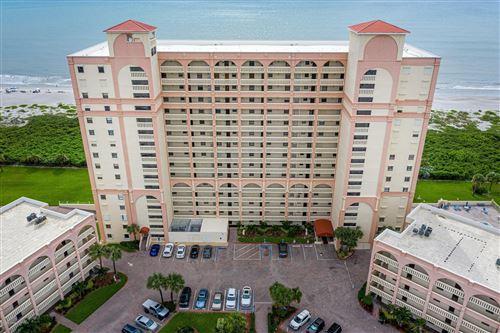 Photo of 830 N Atlantic Avenue #B504, Cocoa Beach, FL 32931 (MLS # 879733)