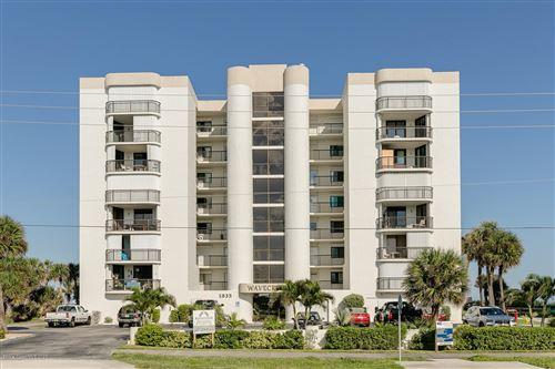 Photo of 1835 S Atlantic Avenue #404, Cocoa Beach, FL 32931 (MLS # 887734)