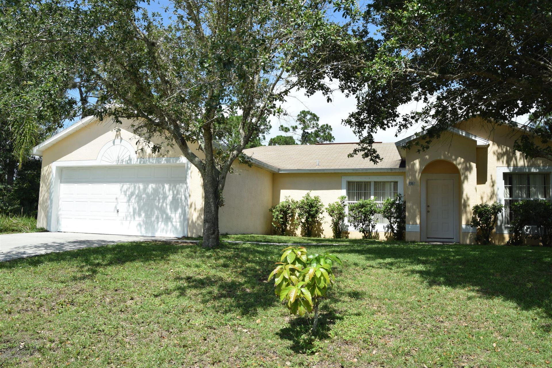 3163 Winchester Avenue, Palm Bay, FL 32909 - #: 877736