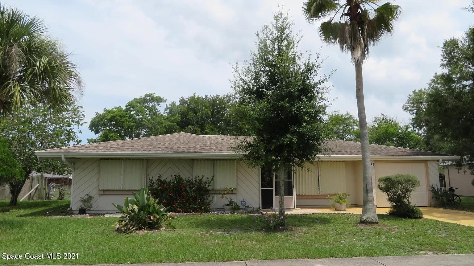 1287 Mariposa Drive, Palm Bay, FL 32905 - #: 910736