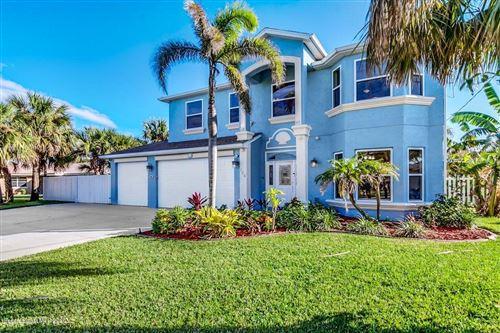 Photo of 136 Bahama Boulevard, Cocoa Beach, FL 32931 (MLS # 868737)