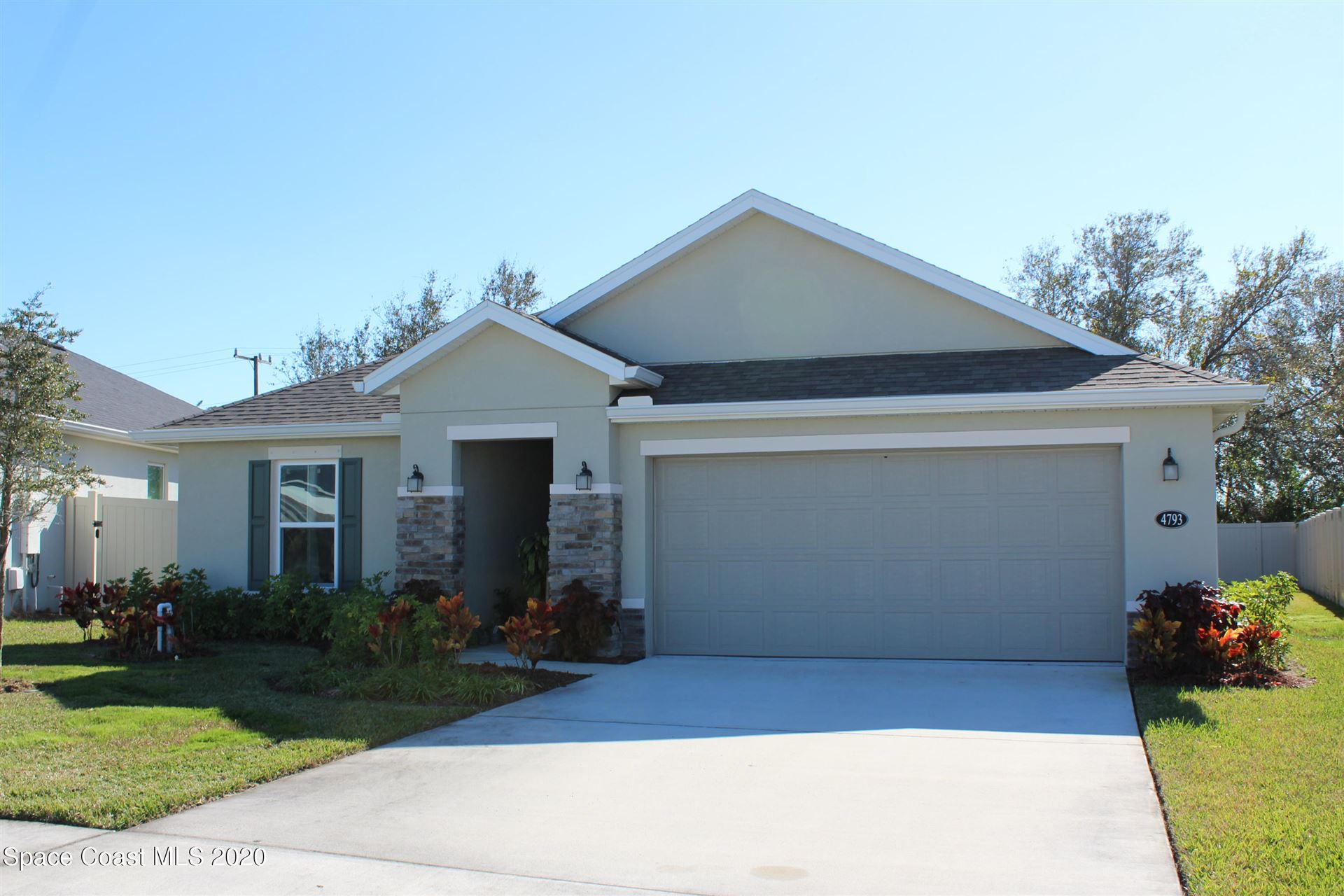 4793 Academic Lane, West Melbourne, FL 32904 - #: 893737