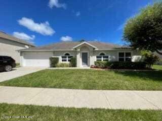 1541 La Maderia Drive, Palm Bay, FL 32908 - #: 910737