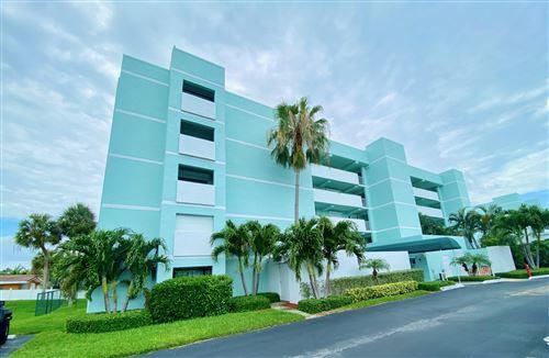 Photo of 1700 Commodore Boulevard #1203, Cocoa Beach, FL 32931 (MLS # 877739)