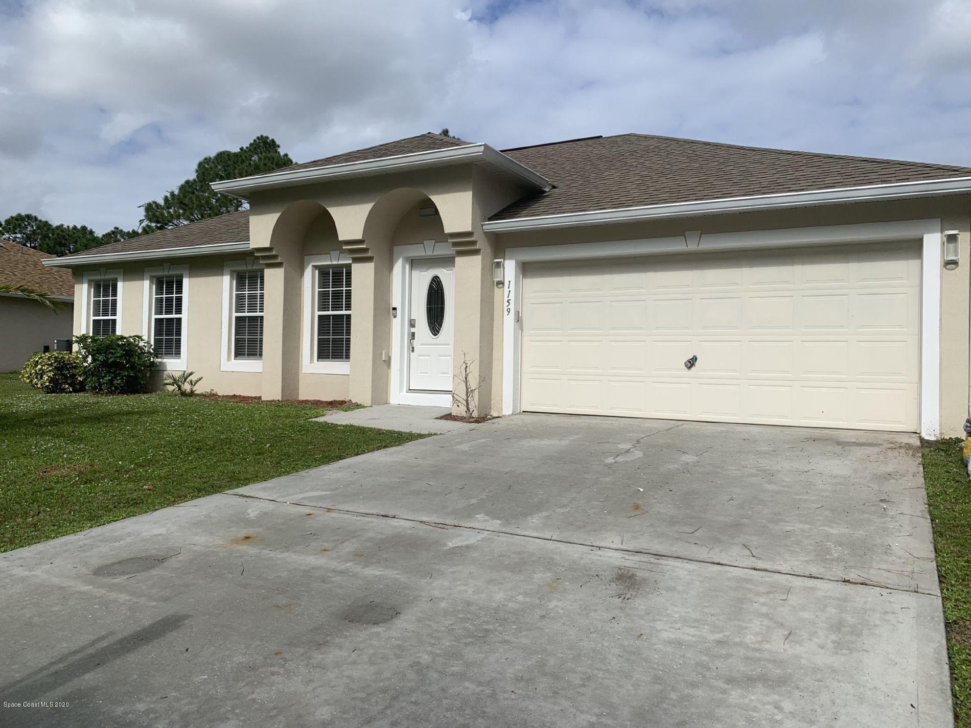 1159 Dorchester Road, Palm Bay, FL 32907 - #: 890739