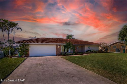 Photo of 43 Country Club Road, Cocoa Beach, FL 32931 (MLS # 893740)